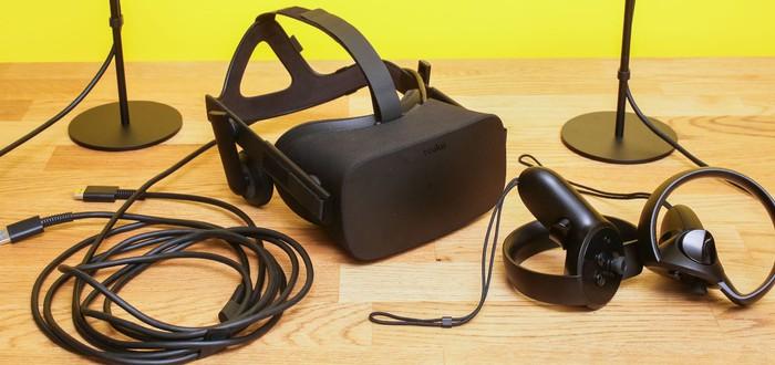Oculus случайно оставила несколько скрытых сообщений в контроллерах Oculus Touch