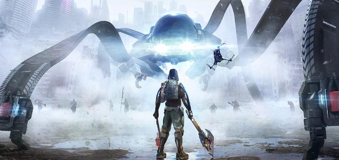 Новый геймплей The Surge 2 с What's Next 2019