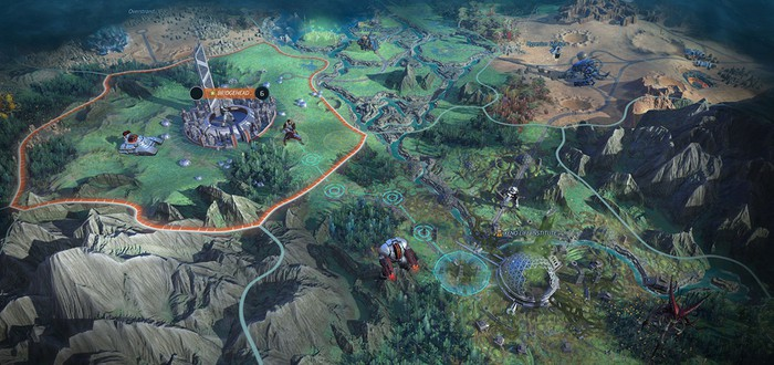 Системные требования Age of Wonders: Planetfall