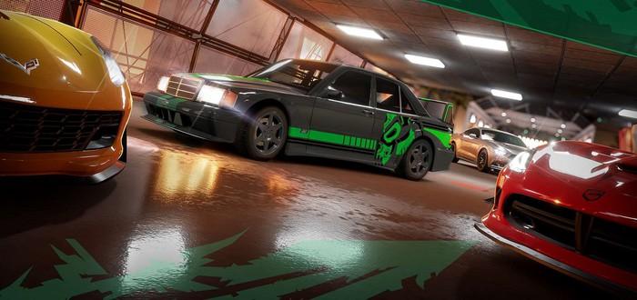 Бесплатная Forza Street стала доступна всем на PC — релиз на смартфонах позже