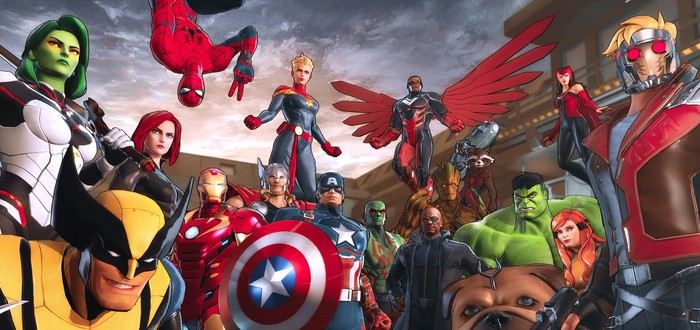 Marvel Ultimate Alliance 3: The Black Order выйдет в середине июля