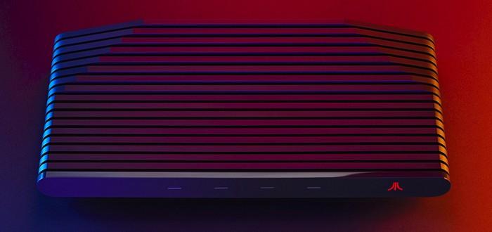 AMD представила процессор Ryzen Embedded R1000 — основа консоли Atari VCS