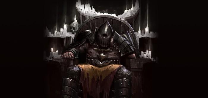 Новый трейлер и дата релиза мрачной метроидвании Dark Devotion