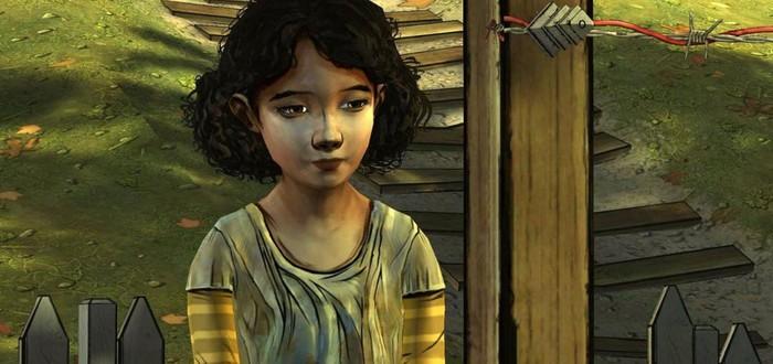 Skybound выпустит антологию The Walking Dead с фигуркой Клем и Ли