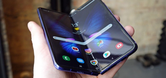 Samsung ответила на комментарии о проблемах Galaxy Fold