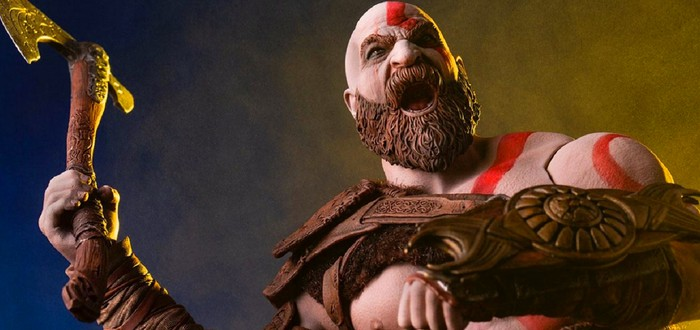 Sony Santa Monica и Mondo выпустили мерчендайз по God of War