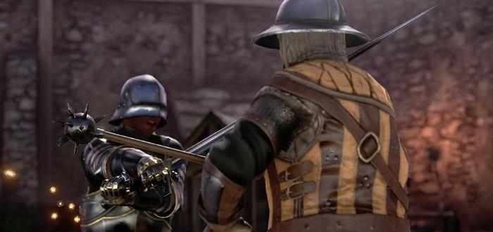 Системные требования средневекового экшена Mordhau