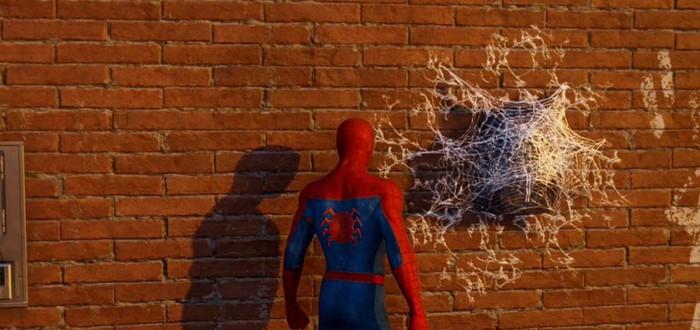 В The Division 2 нашли рюкзак Человека-паука