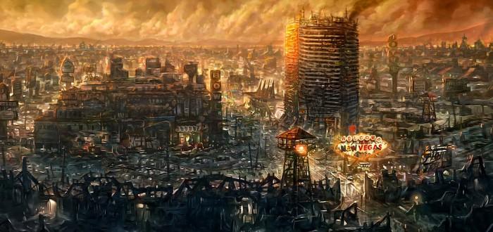 Fallout: New Vegas получила улучшенные текстуры, созданные нейросетями