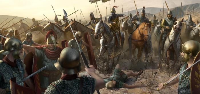 Оценки Imperator: Rome — на твердую восьмерку