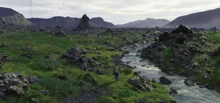 Death Stranding привнесет нечто новое в игры с открытым миром