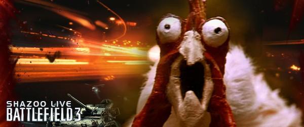 VaultBattle Live: Горячие головы в Battlefield 3 - Операция всмятку
