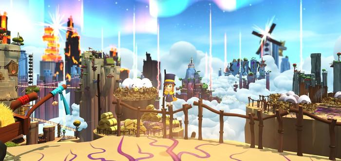 Платформер A Hat in Time получит DLC с новой главой и мультиплеером