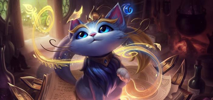 Волшебная кошка Юми — трейлер нового чемпиона League of Legends