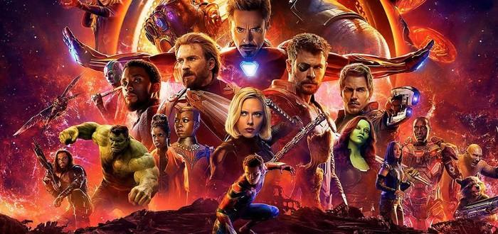 Фанат сделал общий постер для киновселенной Marvel