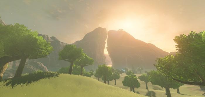 Zelda: Breath of the Wild теперь можно пройти с видом от первого лица