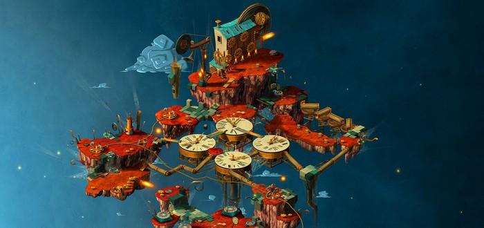 Музыкальная экшен-головоломка Figment доберется до PS4 и Xbox One уже 14 мая