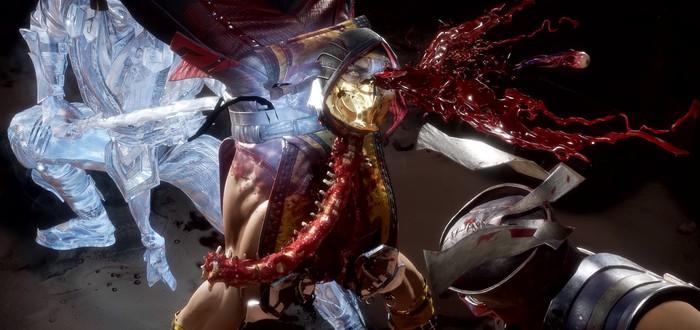 Фаталити из всех частей Mortal Kombat показали на видео