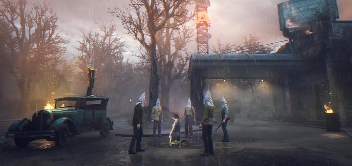 Разработчики The Sinking City показали новый геймплей хоррора