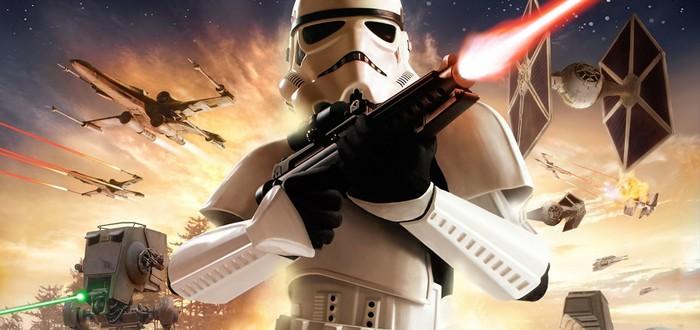 Классическая Star Wars Battlefront появилась в Steam и GOG