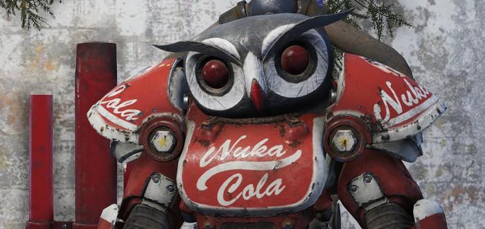 С новым патчем Fallout 76 игроки смогут открывать свои магазины