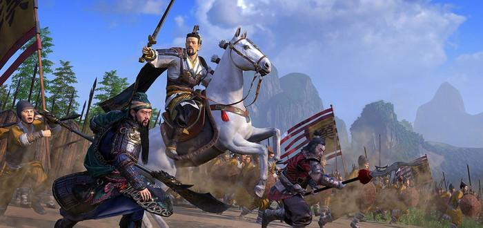 Мидгейм в новом геймплейном ролике Total War: Three Kingdoms