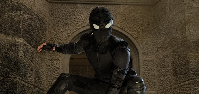 """Новый трейлер """"Человек-паук: Вдали от дома"""""""
