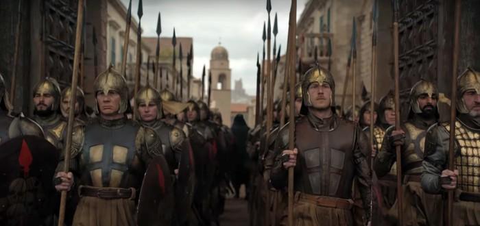 """Надвигается буря — тизер пятого эпизода """"Игры престолов"""""""