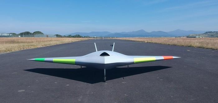 Magma — первый в мире самолет, управляемый воздушными потоками