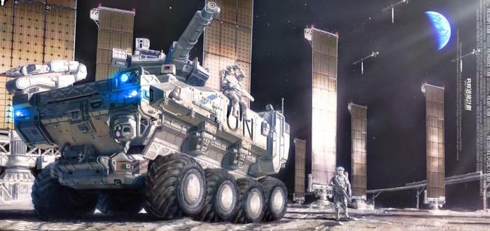 Космонавты с пушками — новый трейлер шутера Project Boundary