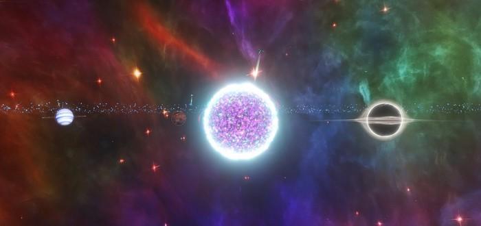 Медитативный трейлер Stellaris в честь трехлетия игры