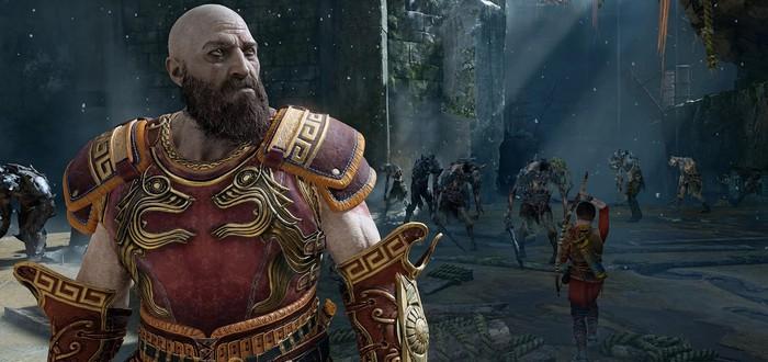 Sony выпустила документальный фильм о создании God of War