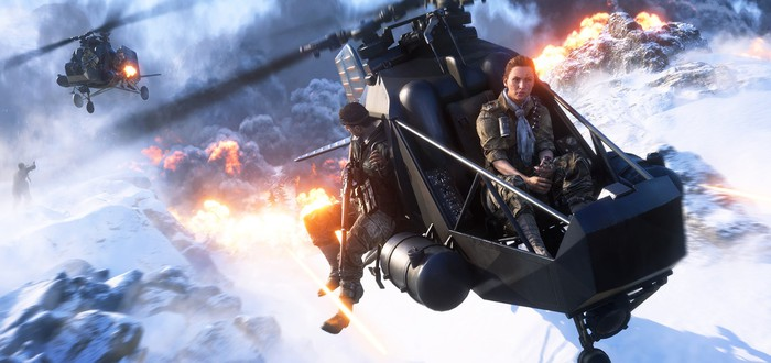 Battlefield 5 лишилась парного режима в баттл-рояле из-за недостатка игроков