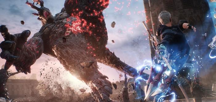 Capcom: Devil May Cry 5 успешно оживила серию