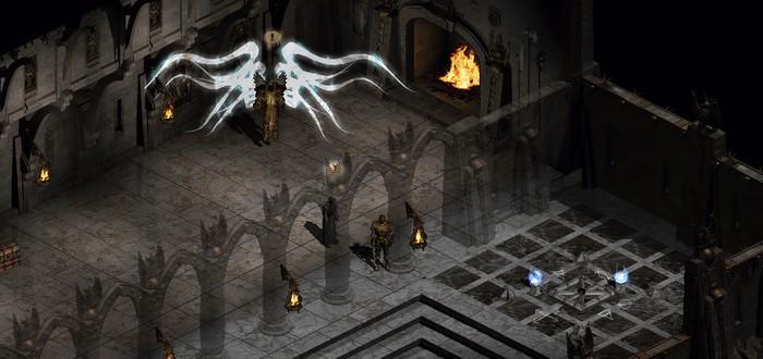 Diablo 2 улучшили при помощи нейросети — так бы мог выглядеть современный ремастер
