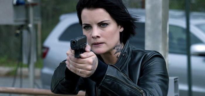 Сериал Blindspot продлен на пятый сезон