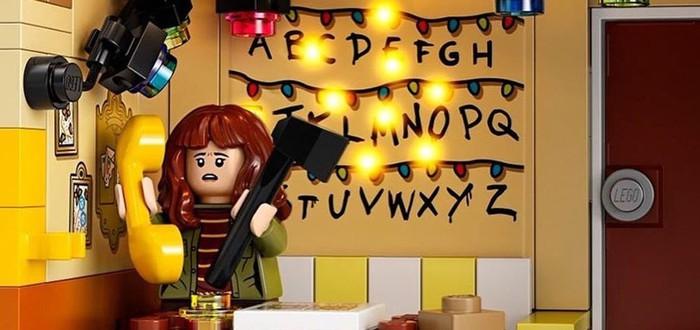 LEGO выпустит набор по сериалу Stranger Things