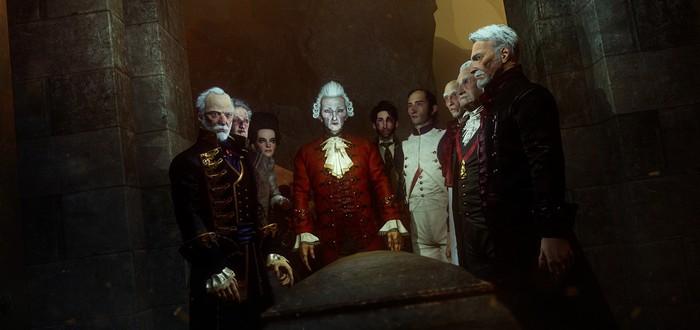 Разработчики The Council взялись за RPG во вселенной Vampire: The Masquerade