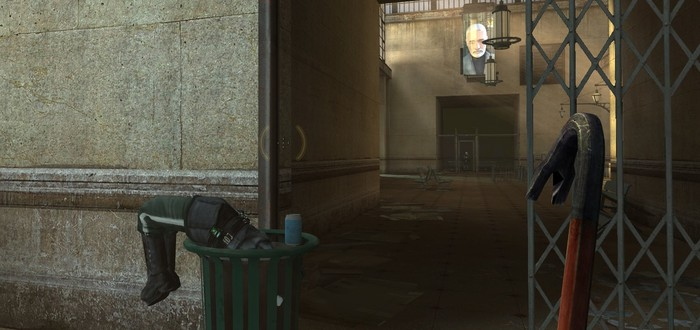 Digital Foundry показал геймплей Half-Life 2 с трассировкой лучей
