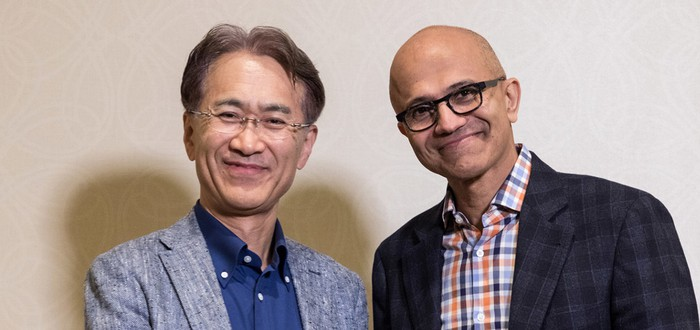Microsoft и Sony вместе займутся развитием облачного гейминга