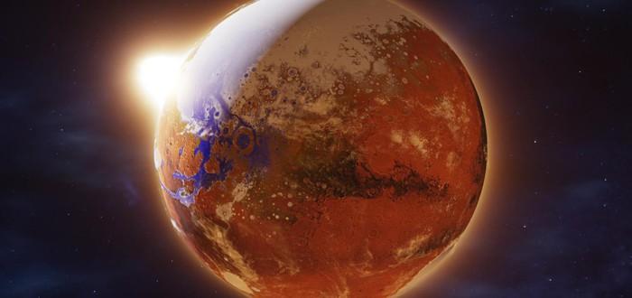 Для Surviving Mars вышло два дополнения — Green Planet и Project Laika