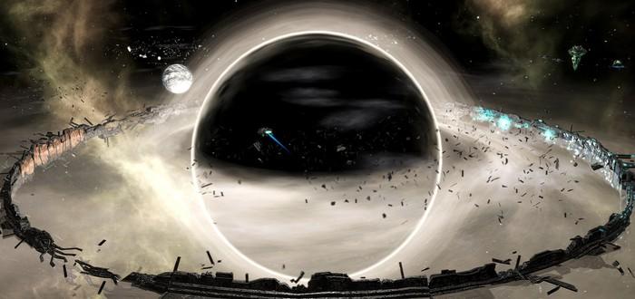18 минут геймплея нового дополнения к Stellaris — Ancient Ruins