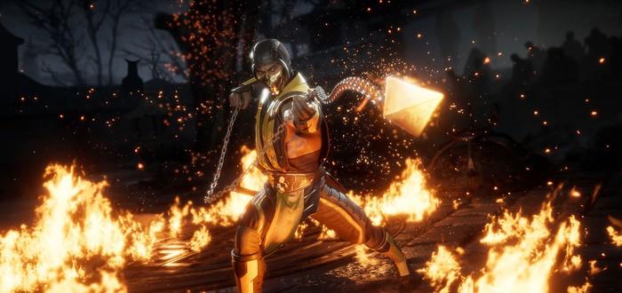 Экранизация Mortal Kombat выйдет в 2021 году