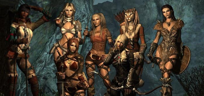 Первые версии мода Skyrim Together доступны всем желающим