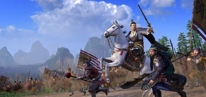 Результаты тестов производительности Total War: Three Kingdoms