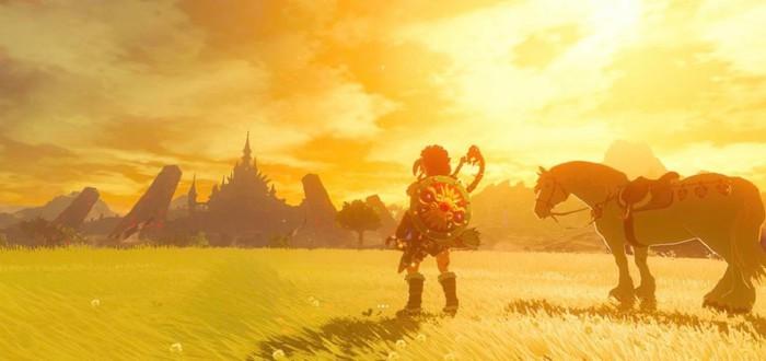 Для The Legend of Zelda: Breath of the Wild вышел мод, добавляющий редактор уровней