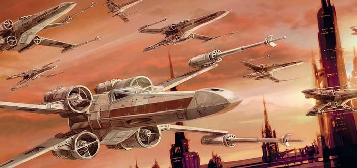 Фанаты показали новый уровень ремейка Star Wars: Rogue Squadron
