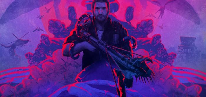 Рико Родригес борется с демонами-мутантами в DLC Los Demonios для Just Cause 4