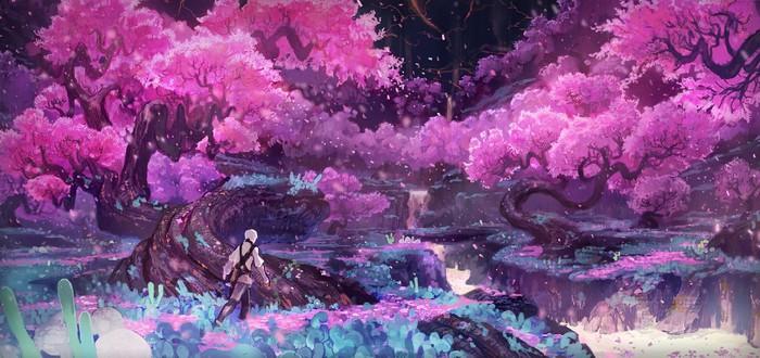 Виды оружия и стили боя в новом геймплейном трейлере JRPG Oninaki