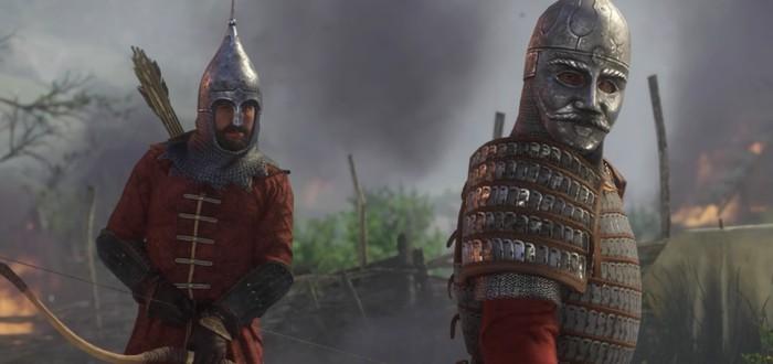 Трейлер и геймплей дополнения Kingdom Come: Deliverance — A Woman's Lot